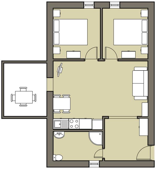 Apartmani Punat